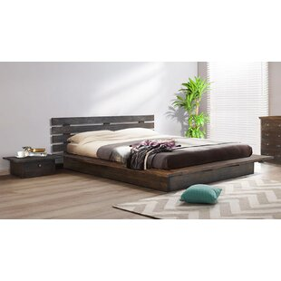 Kenosha Platform Bed by Bloomsbury Market