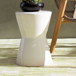 Karlov Garden Stool Willa Arlo Interiors