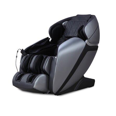 Spot Target Massage Voice Recongnition Kahuna Massage Chair LM-7000 Orange