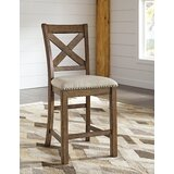 Hillary 24.5 Counter Stool (Set of 2) by Laurel Foundry Modern Farmhouse
