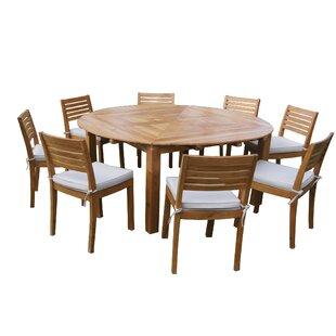 Savings Sybilla Teak Dining Table Best Deals