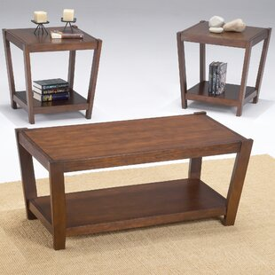 Sabre 3 Piece Coffee Table Set Bernards