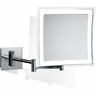 Reviews Chronister Touch LED Dimmer Makeup/Shaving Mirror ByGeorge Oliver
