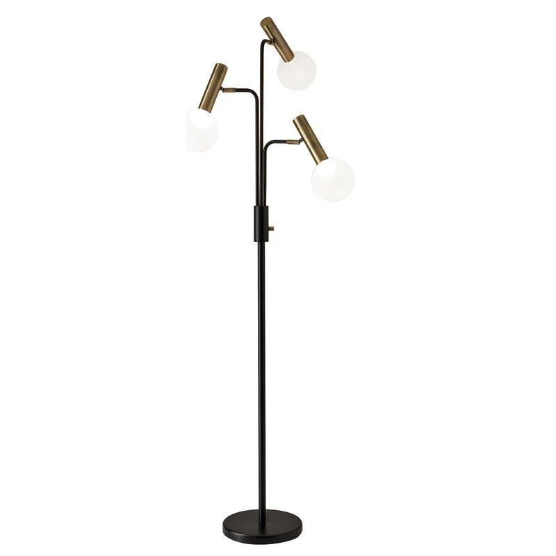 Ademar 70 Quot Led Tree Floor Lamp Amp Reviews Allmodern