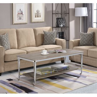 Purchase Hazle Coffee Table by Orren Ellis Reviews (2019) & Buyer's Guide