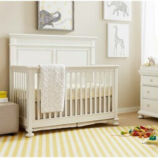 Smiling Hill Built-to-Grow 2-in-1 Convertible Crib by Stone & Leigh™ Furniture