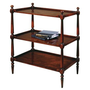 Stockton Etagere Bookcase Astoria Grand