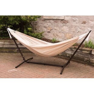 Double Camping Hammock with Stand by Vivere Hammocks