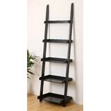 Black Leaning Bookcases You Ll Love In 2019 Wayfair