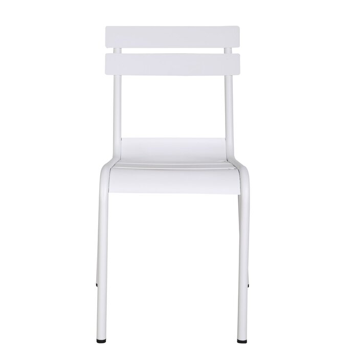 Super Orey Metal Stacking Patio Dining Chair Gmtry Best Dining Table And Chair Ideas Images Gmtryco