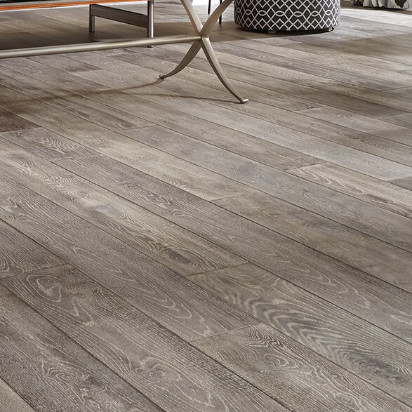 Antigua 7  Engineered Oak Hardwood Flooring in Silver. Mannington Antigua 7  Engineered Oak Hardwood Flooring in Silver