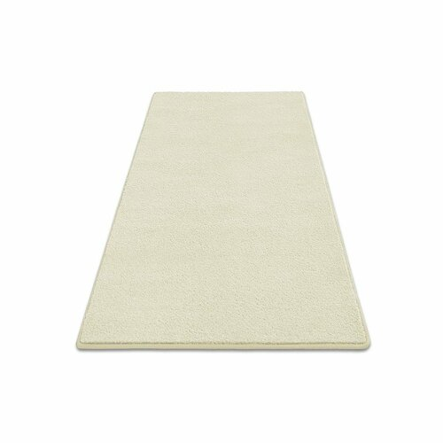 Future Tense Custom Velour Cream Rug Ebern Designs Rug