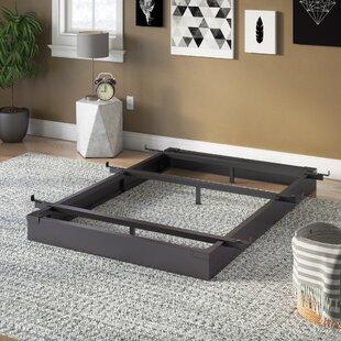 Carlee InterLock Bed Frame by Alwyn Home