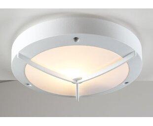 Granjeno Outdoor Bulkhead Light by Winston Porter