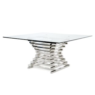 Kamm Dining Table by Mercer41 Best Choices