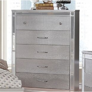 Purchase Havana 5 Drawer Chest by Everly Quinn