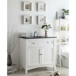 Euston 38.5 inch  Single Bathroom Vanity Set