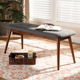 Kagan Wood Bench by George Oliver