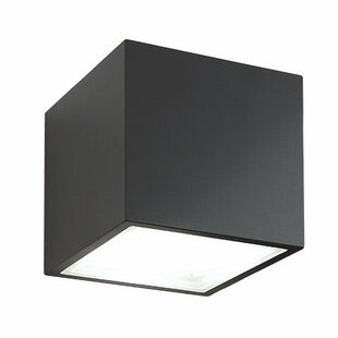 Best Reviews Bloc LED Outdoor Flush Mount By Modern Forms