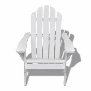Truet Adirondack Chair By House Of Hampton