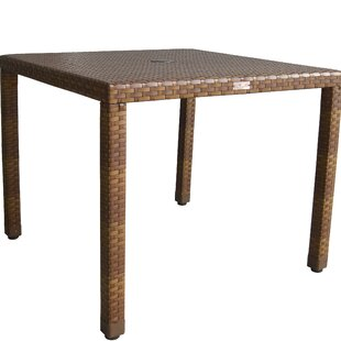 St Barths Wicker/Rattan Dining Table by P..