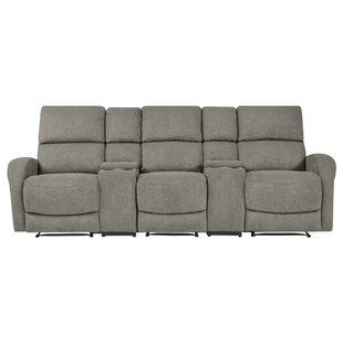 Sturtz Reclining Sofa (Set of 5) by Winston Porter