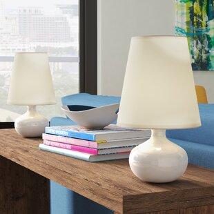 Order Rucks Designs Lovely 12 Table Lamp (Set of 2) By Wrought Studio