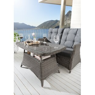 Nokomis Rattan Coffee Table By Sol 72 Outdoor