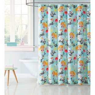 Compare Holmquist Party Animals Shower Curtain By Zoomie Kids