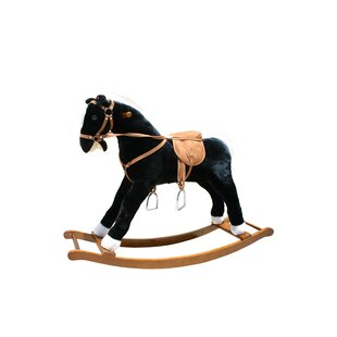 Affordable Price Large Rocking Horse with Sound Effects ByAlexander Taron