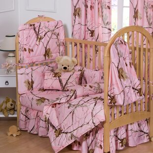 Find Realtree Camo 2 Piece Crib Bedding Set ByRealtree Bedding