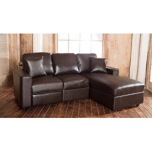 Lillian Reclining Sectional by Wildon Home ?