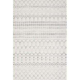 Top Reviews Clair Gray Area Rug By Mistana