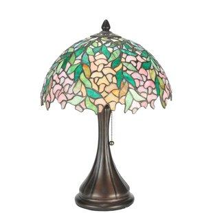 17.5 High Tiffany Laburnum Table Lamp