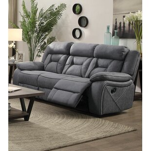 Purchase Stef Motion Reclining Sofa by Red Barrel Studio Reviews (2019) & Buyer's Guide