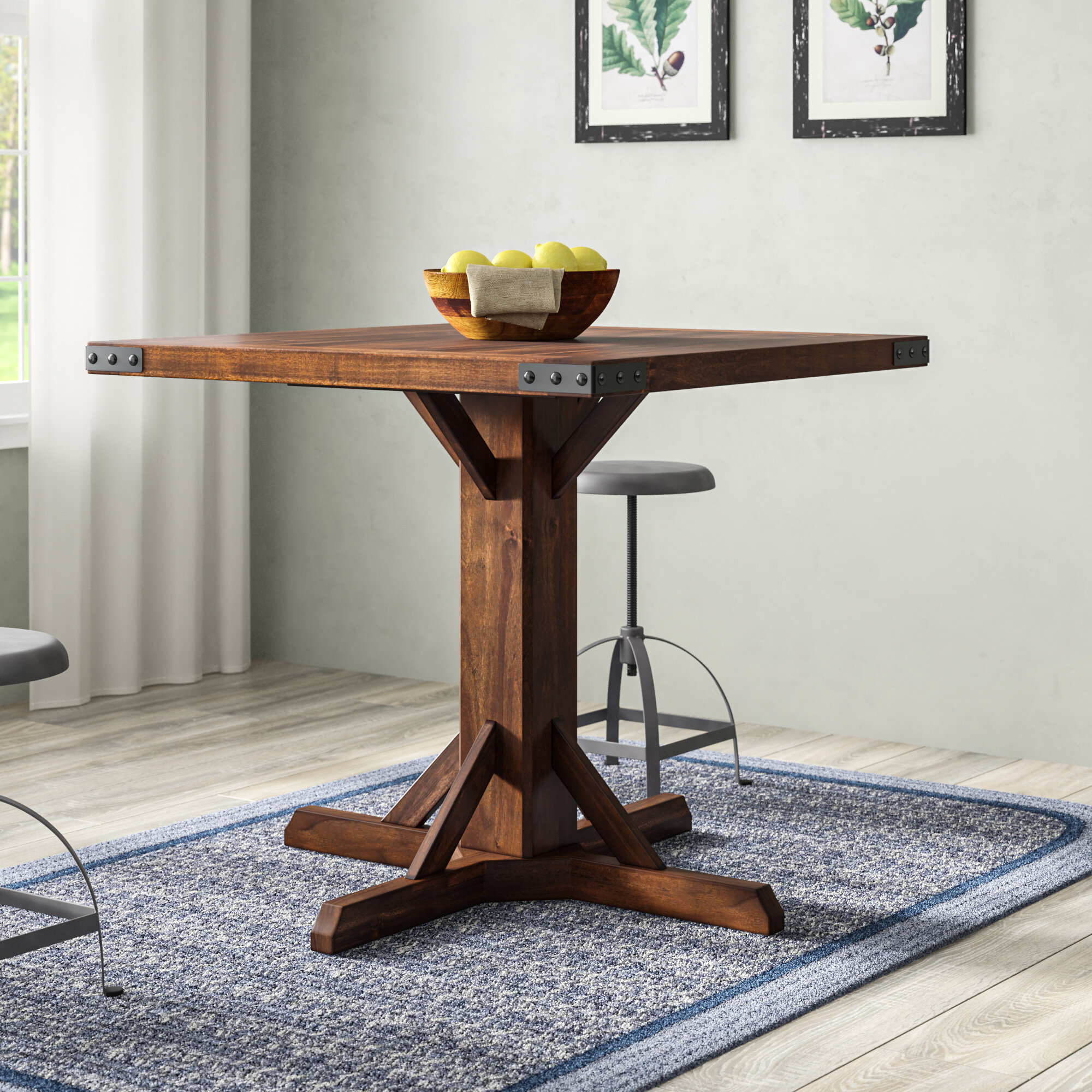 Cottage Country Square Kitchen Dining Tables You Ll Love In 2021 Wayfair