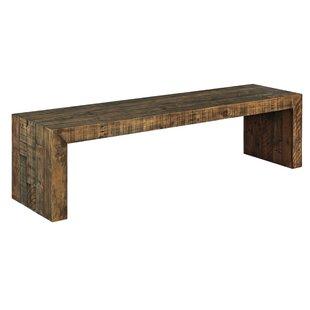 Perfect Chantel Wood Bench