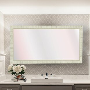Guide to buy Raffin Jace Vanity Wall Mirror By Bloomsbury Market