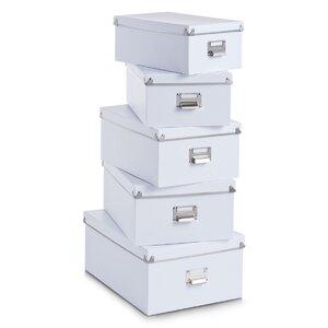 5-Piece Storage Box Set