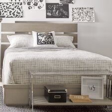 Leland Full Panel Bed by Harriet Bee