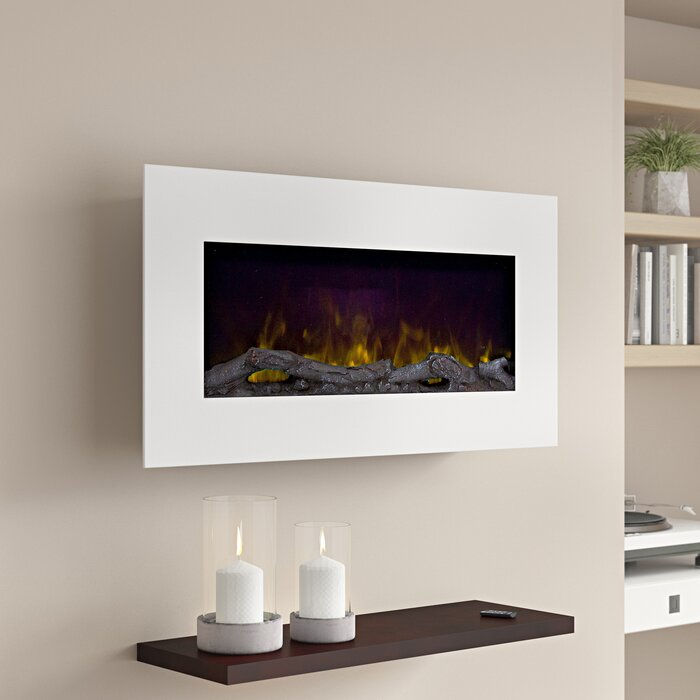 Bedfo Led Wall Mounted Electric Fireplace