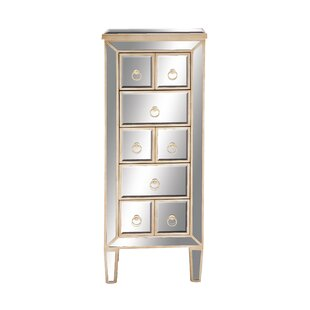 4 Drawer Accent Chest by C..