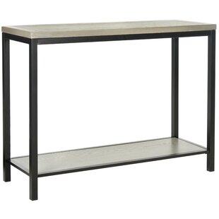 Vandalia Console Table By Mercury Row