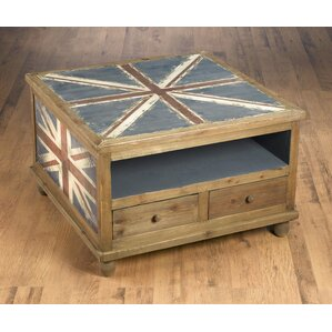 Britania Coffee Table by AA Importing