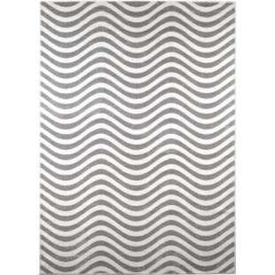 Castillo Light Gray Indoor/Outdoor Area Rug