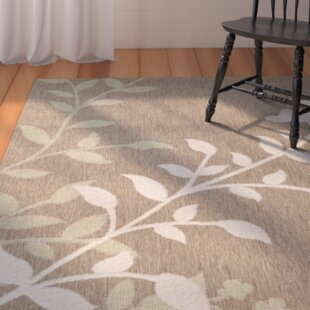 Laurel Brown/Beige Indoor/Outdoor Area Rug