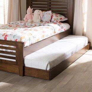 Harriet Bee Fentress Twin Platform Bed