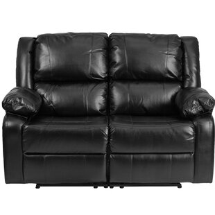 Red Barrel Studio Harben Reclining Loveseat