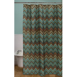 Affordable Charee Shower Curtain ByBloomsbury Market
