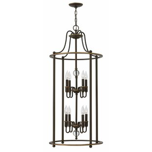 Dupuy 8-Light Foyer Lantern Pendant by Darby Home Co